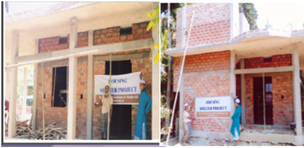 Mumin Aid Construction Projects